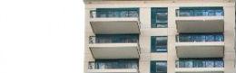 detail photo of balconies at Bloor Street Neighbourhood